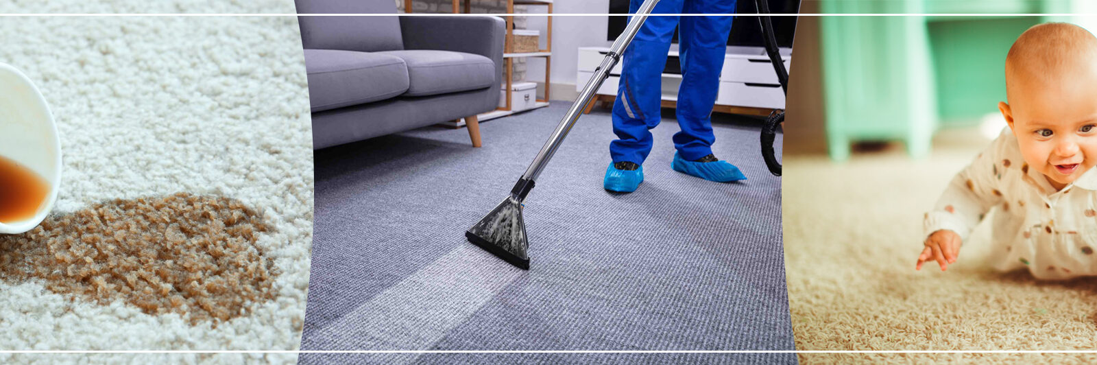 Get A Step Closer To A Cleaner Carpet